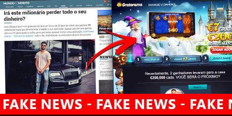 Gratorama Fake