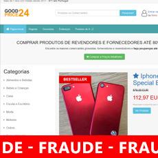 Burla 120€ da goodprice24.de