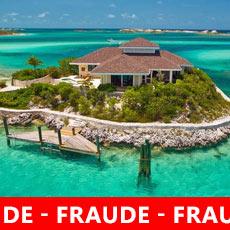 Burla anúncios falsos casas para férias