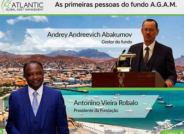 Quem está por detrás da Atlantic Global Asset Management, a falsa empresa de investimentos da fraude Questra World