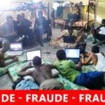Burlões do Benin (África) por detrás dos anúncios e empréstimos falsos