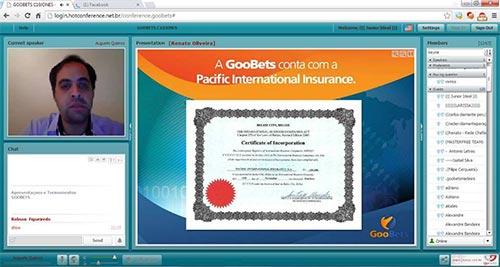 Certificado de Incorporação da empresa de fachada criada no Belize está a ser usada para dizer que a GooBets tem seguro!