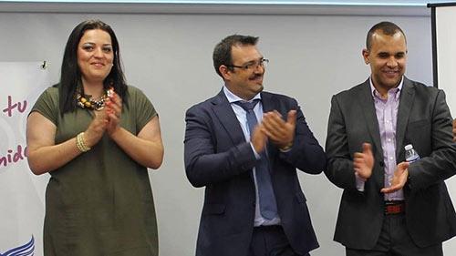 Cristina Vieira, Rui Salvador e Edson Silva formam a cúpula da LibertaGia. Estão em parte incerta! (Fonte: Correio da Manhã)