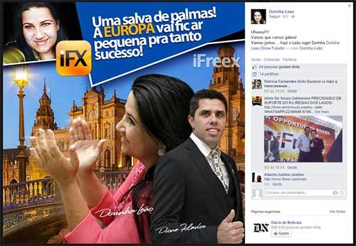 Principais cúmplices no golpe iFreex vão estar na Europa (incluindo Portugal) durante o mês de fevereiro 2015