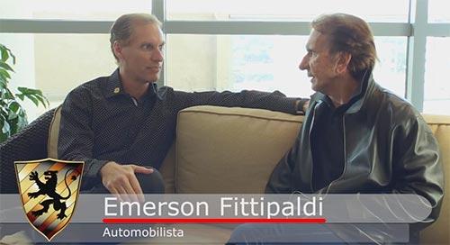 Daniel Filho usa imagem Emerson Fittipaldi para dar reputação ao esquema DFRF
