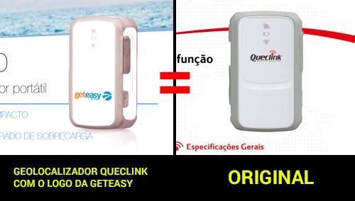 Geolocalizador Gettracker GL200 é o Queclink GL200. Este golpe não produz ou vende geolocalizadores. Eles compram e depois trocam de caixa para parecer que esta fraude é uma empresa legítima. (foto: tenhodividas.com))