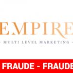 Empire MLM é uma FRAUDE – Golpe dos (FALSOS) Pacotes