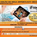 """Polícia Brasileira """"visita"""" Evento da iFreex"""