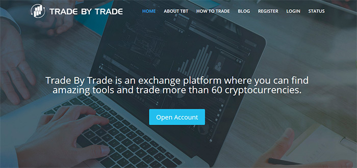 Exchange Trade by Trade da fraude Trade Coin Club