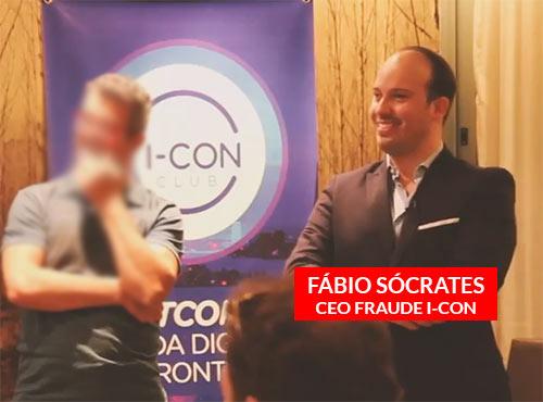 Fábio Sócrates, o testa de ferro da fraude I-CON