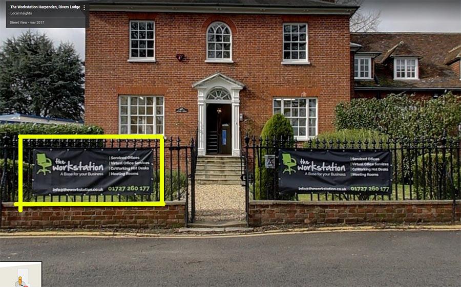 Morada da empresa IML na Inglaterra é de edifício com escritórios virtuais
