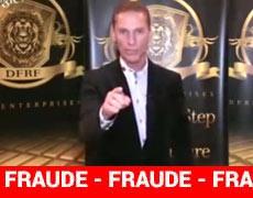 Novidades fraude DFRF Enterprises