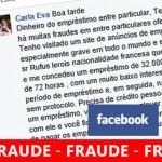 FRAUDE Empréstimos no Facebook – DEIXEI SER ENGANADO!
