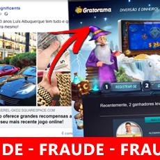 Fraude Gratorama Exposta