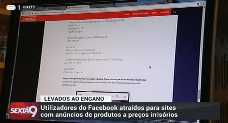 Blog fraude.pt aparece na reportagem do Sexta às 9 sobre a burla dos 120€