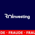 Corretora Roinvesting é uma Fraude (Antiga GMO Trading)