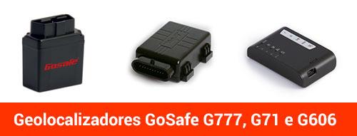 Geolocalizadores GoSafe G777, G71 e G606 que são usados por este golpe. Encomendam estes geolocalizadores ao fabricante e no escritório de Lisboa trocam de caixas, para parecer que isto é uma grande empresa.