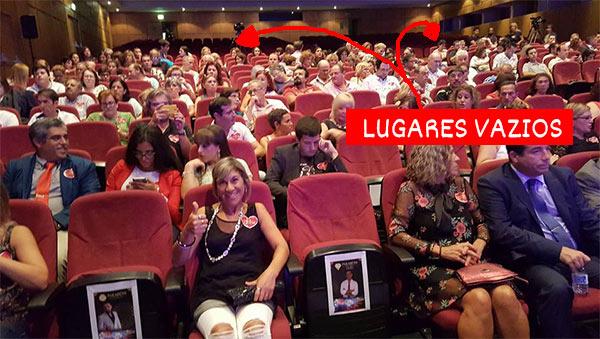 O evento fracasso da fraude PayDiamond na Madeira pela Brilliant Team (fonte: tenhodividas.com)