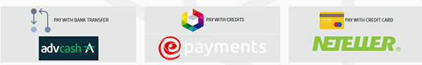 Meios de pagamento da fraude Evo Binary