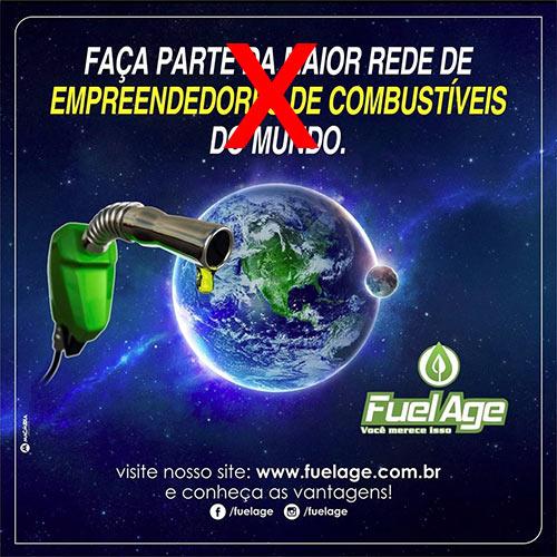 Tretas da fraude Fuel Age