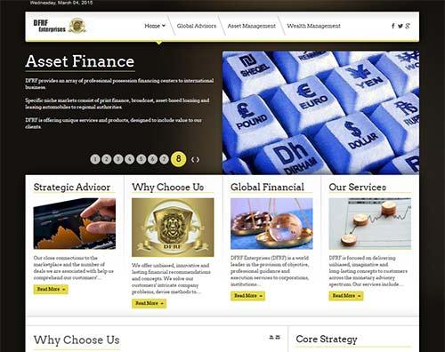 dfrfenterprises.com é um site genérico com apenas 1 página