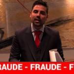 Tiago Fontoura, Edgar Fontoura e outro cúmplice preso na Tunísia