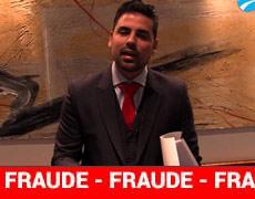 Tiago Fontoura preso na Tunísia
