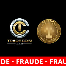 Fraude Trade Coin Club e criptomoeda inútil TCOIN TCN